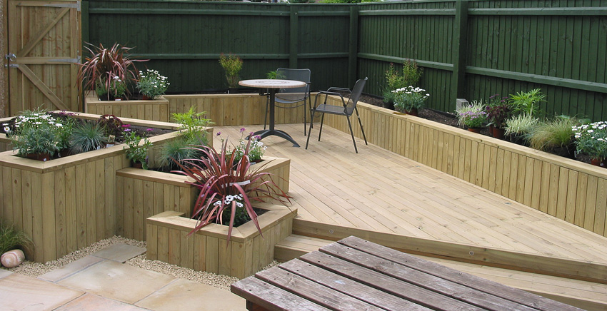 Decking by Avalon Landscapes